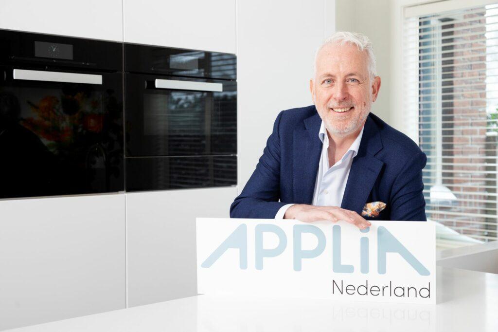 Voorzitter Stefan Verhoeven APPLiA Nederland