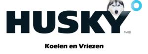 Husky Logo Koelen En Vriezen