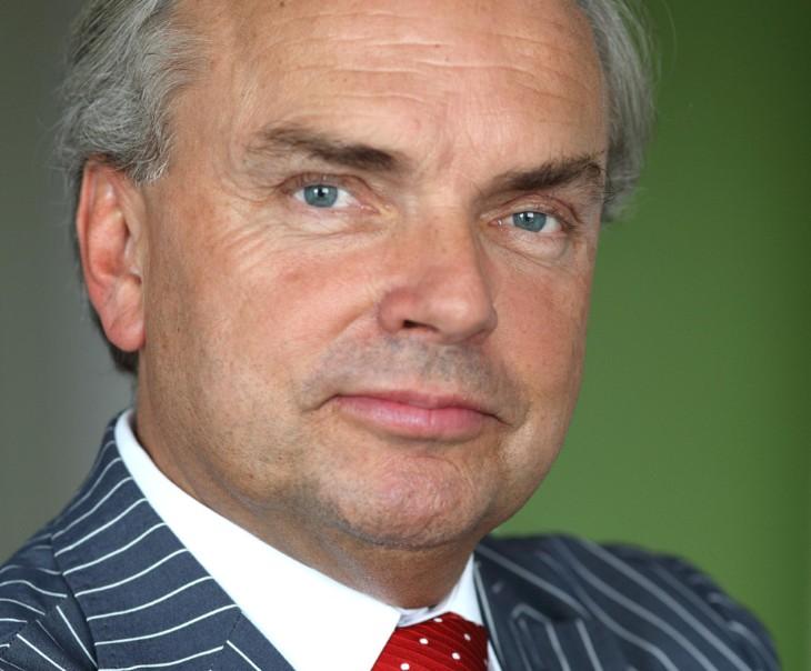 Steven Van Eijck Stichting Open Voorzitter