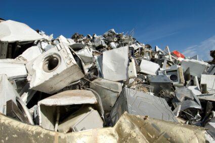 Afvalberg Huishoudelijke Apparaten