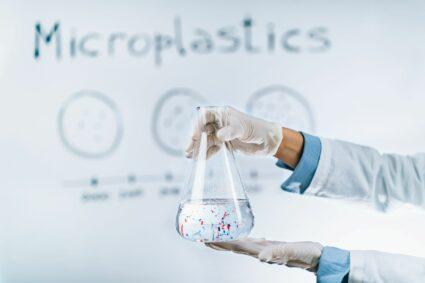 Microplastics Wasmachine